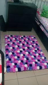 Lavender Nursery Rugs Best 25 Pom Pom Rug Ideas On Pinterest Pom Pon Pom Pom