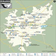 map usa place durango map map of durango city colorado