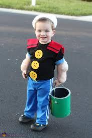 Eddie Munster Halloween Costume Popeye Sailor Man Costume Sailor Halloween Costume Contest