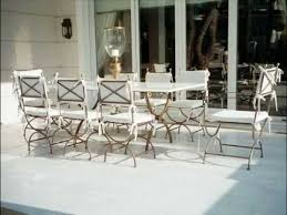 Wrought Iron Patio Furniture Manufacturers Wrought Iron Matt Finish Garden Furniture Cast Iron Matt Finish