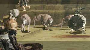 nier 2010 game wallpapers image desert wolves jpg nier wiki fandom powered by wikia