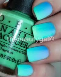 mint green nails with gold accent nail nails pinterest mint