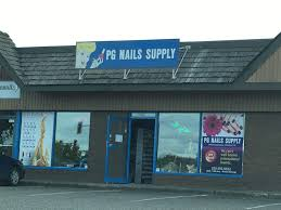 pg nails supply opening hours 1645 15th ave prince george bc
