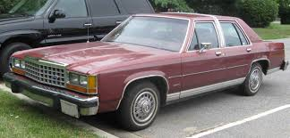 Old Lincoln Town Car Ford Ltd Crown Victoria Wikiwand