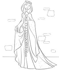 disney queen coloring pages free coloring disney queen coloring