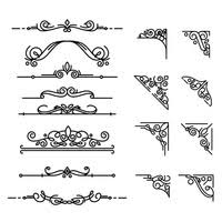 design designs decorative border borders ornamental