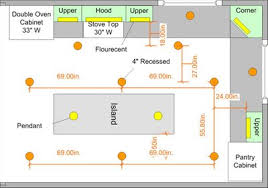 Kitchen Recessed Lights by 10k Kitchen Remodel Review 15 Recessed Lighting Plan