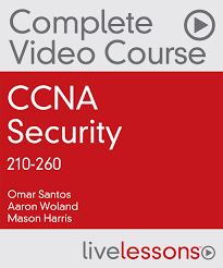 ccna security 210 260 complete video course pearson it certification