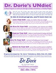 intuitive eating weight loss coach eating disorder self help new dr dorie s undiet