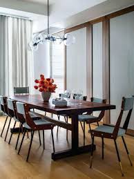 pretty dinning room dining room contemporary with modern kitchen