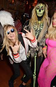 kate moss was a coked out cara delevingne for halloween racked