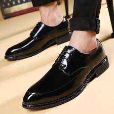 wedding shoes office classic luxury brand mens dress shoes 9 casual business office