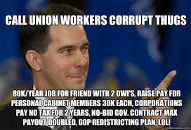 Walker Meme - scott walker memes quickmeme