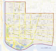 Cerritos College Map Downtown Long Beach Neighborhood Description Long Beach Real