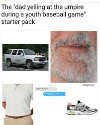 Dad Yelling At Daughter Meme - dopl3r com memes the dad yelling at the umpire during a youth
