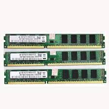 Memory 4gb Pc 4gb ram external ram for pc