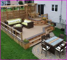 Simple Patio Ideas by Simple Backyard Patio Designs Of Well Patio Landscaping Ideas