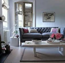 Gray Sofa Living Room Living Room Excellent Living Room Design With Square White