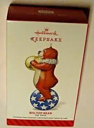 clearance big top circus hallmark tin keepsake