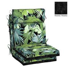Home Depot Patio Chair Cushions Hton Bay Tropical Outdoor Cushions Patio Furniture The