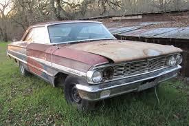 Barn Finds For Sale Australia Hi Perf 427 1964 Ford Galaxie 500 Http Www Barnfinds Com Hi