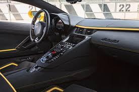 lamborghini aventador s review driving impressions specs