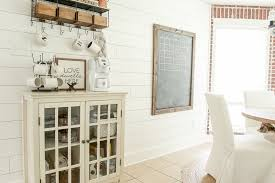 shiplap walls the cheap u0026 easy way little red brick house