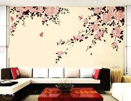 living room mesmerizing painting in living room wall painting