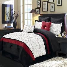 California King Black Comforter Bedroom Captivating Comforters Sets For Your Master Bedroom Decor