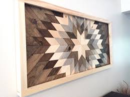 Picture Frames Made From Old Barn Wood Best 25 Reclaimed Wood Wall Art Ideas On Pinterest Wood