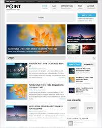wordpress blog templates free template idea