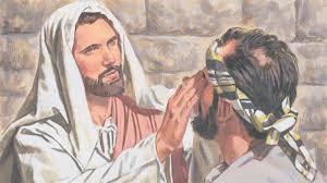 30 july 2017 see through jesus u0027 eyes a child who has fallen
