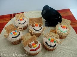 Easy Autumn Cupcakes Qjkrev