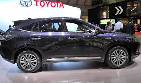 lexus harrier 2015 interior 2015 toyota harrier review and news 2016 toyota force