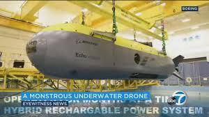 boeing testing cutting edge submarine off palos verdes coast