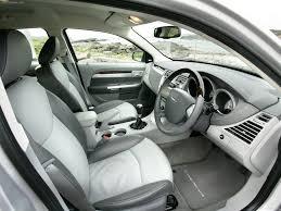 2003 Chrysler Sebring Interior Chrysler Sebring Uk 2007 Pictures Information U0026 Specs