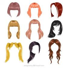 names of anime inspired hair styles hair vectors photos and psd files free download