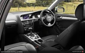audi a4 2016 interior more power greater efficiency for the 2015 australian market audi