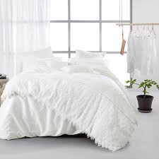 10 best white duvet covers in 2017 crisp clean white duvets with regard to incredible house white duvet cover queen decor rinceweb com