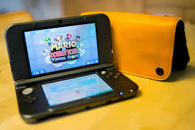 this is what happens after a month with nintendo u0027s new 3ds xl