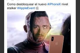 Memes De Iphone - los memes que acompa祓an la presentaci祿n del iphone x soy502