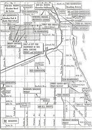 Chicago Midway Map by Chicago April 1968 A Multi Media Oral History Project About The