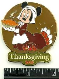 thanksgiving pins thanksgiving 2003 with minnie mouse pin from our pins collection