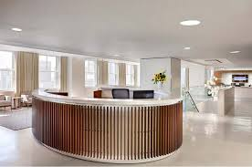 Simple Reception Desk Reception Desk Design Decoration