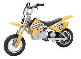 what is a motocross bike razor u0026trade mx350 dirt rocket yellow