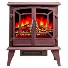 Electric Fireplace Stove Akdy 20 In Freestanding Electric Fireplace Stove Heater In