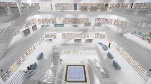 Stuttgart City Library 14 Epic Libraries Around The World 9 Of 14 Photo Gallery