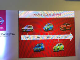 nissan micra xv petrol 2017 2017 nissan micra facelift live launch in india find new