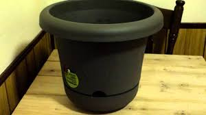 How To Make A Self Watering Planter by Fiskars Self Watering Planter By Joe Tactical Youtube