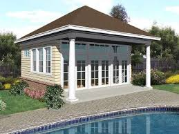 pool house plans pool house plans with loft homes zone